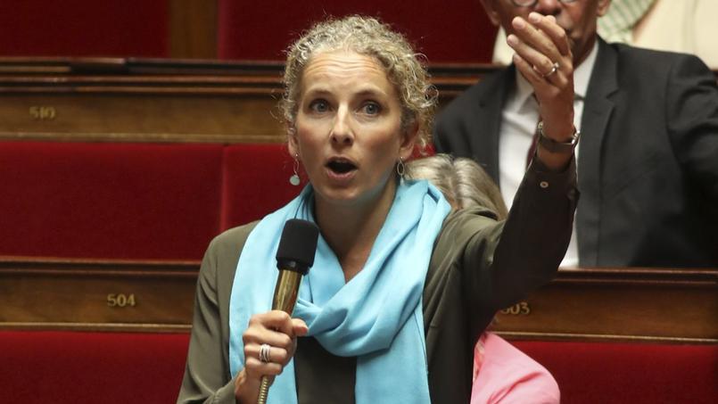 Delphine batho se jette dans la bataille du parti socialiste for Delphine bataille