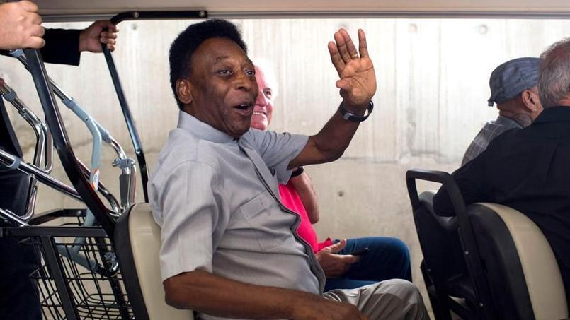 L'entourage de Pelé dément les rumeurs alarmistes sur son état de santé