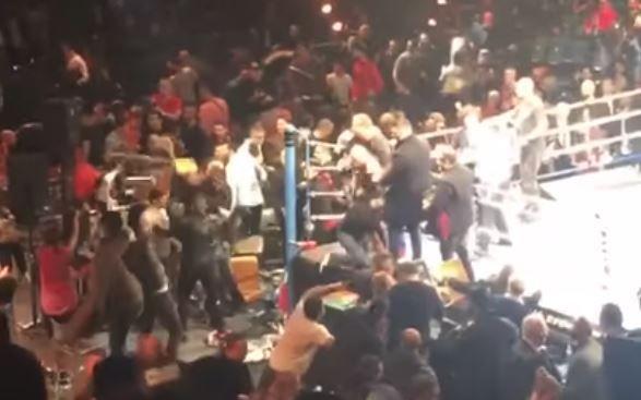 France: un gala de boxe tourne en bagarre générale (vidéo)