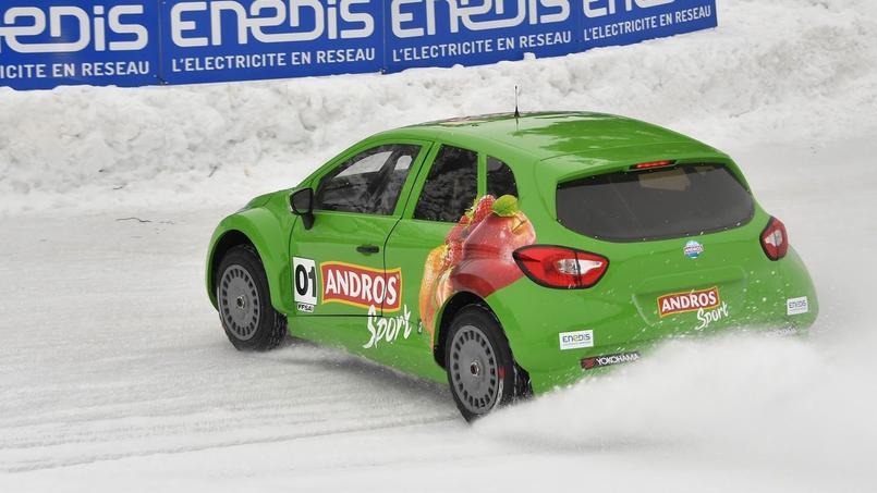 Andros sport 01, la nouvelle fée électrique qui fait chanter la glace