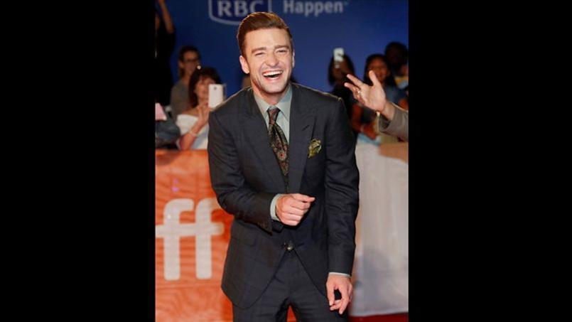 Justin Timberlake, de la coupe rétro-chic à l'élégance hollywoodienne