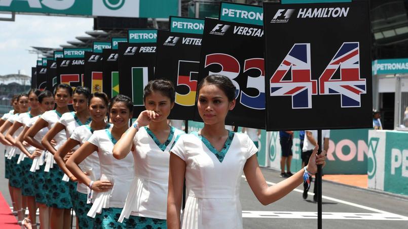 Grand Prix de Malaisie 2016.