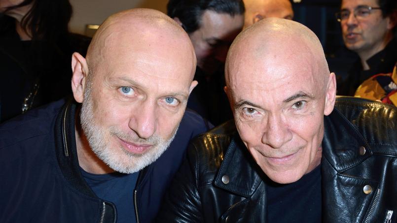 Pierre & Gilles,de drôles de plasticiens