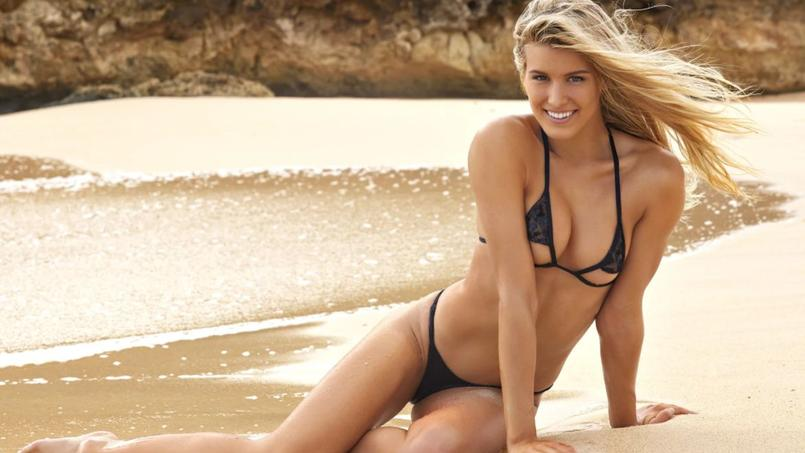 Genie Bouchard se dévoile pour Sports Illustrated