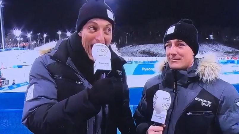 JO d'hiver 2018 : quand un journaliste de France 2 craque à l'antenne