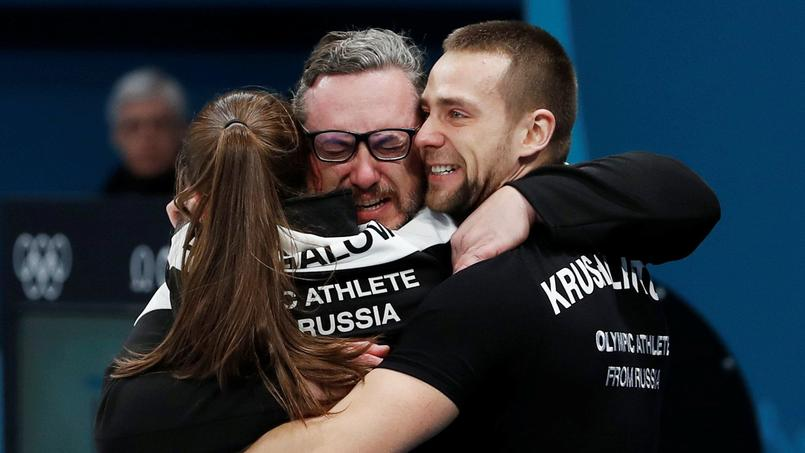 Curling : L'échantillon B confirme le contrôle positif d'Alexander Krushelnitsky
