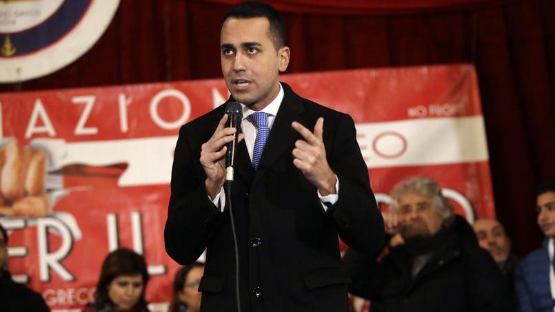 Italie : le Mouvement 5 étoiles terni par un scandale de détournement de fonds