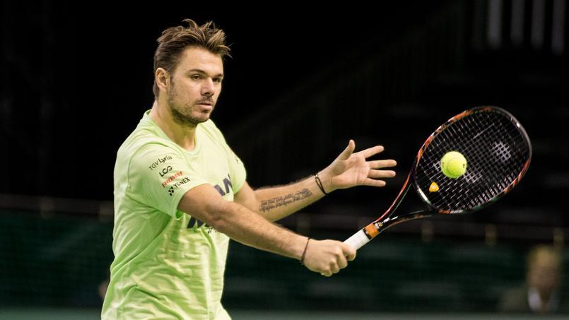 Les matches de Stan Wawrinka diffusés... sur sa page Facebook — ATP Marseille