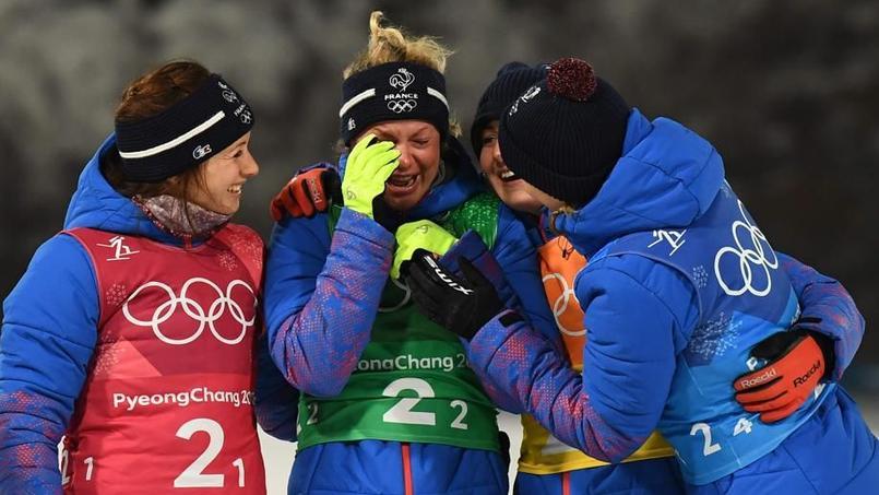 Record de Sotchi égalé pour l'équipe de France avec 15 médailles