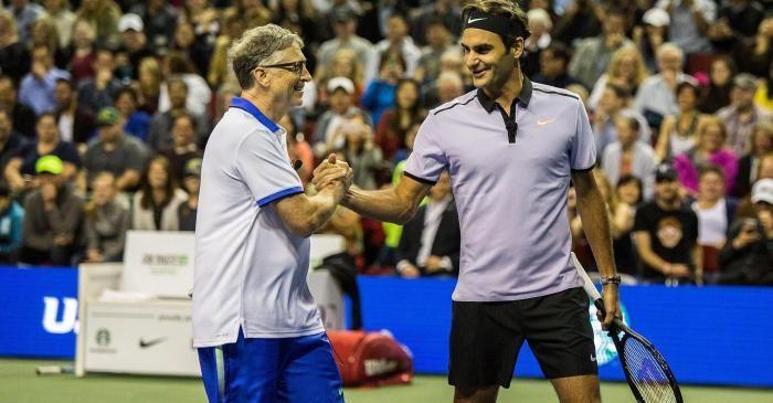 Roger Federer: une soirée parfaite à San Jose