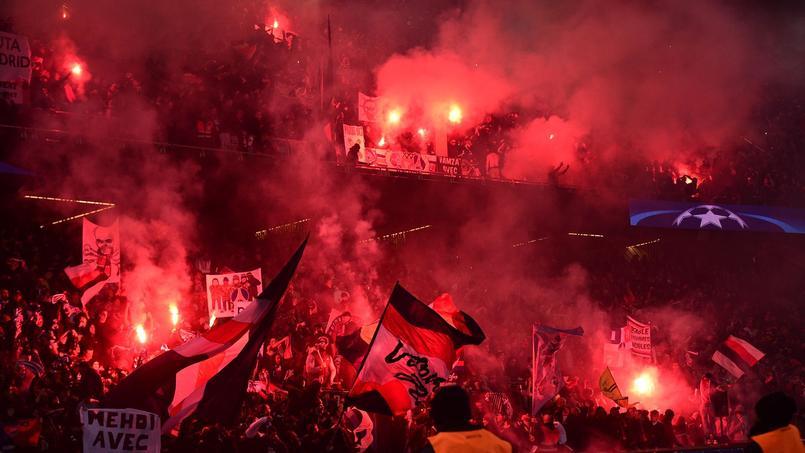 «Organisation insuffisante», «fumigènes», «escaliers obstrués», le PSG visé par l'UEFA