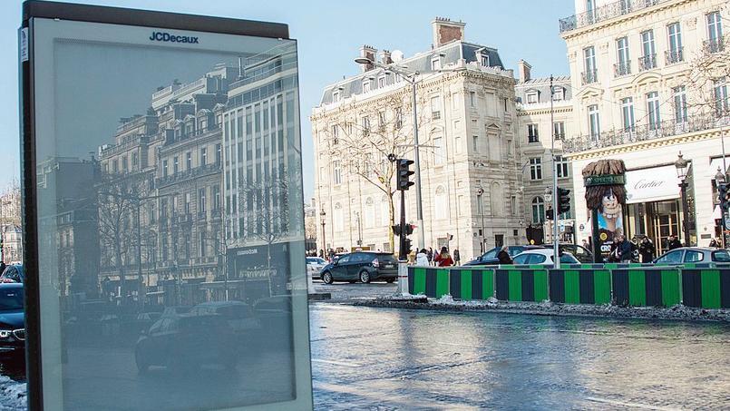 JC Decaux contrarié par le marché français