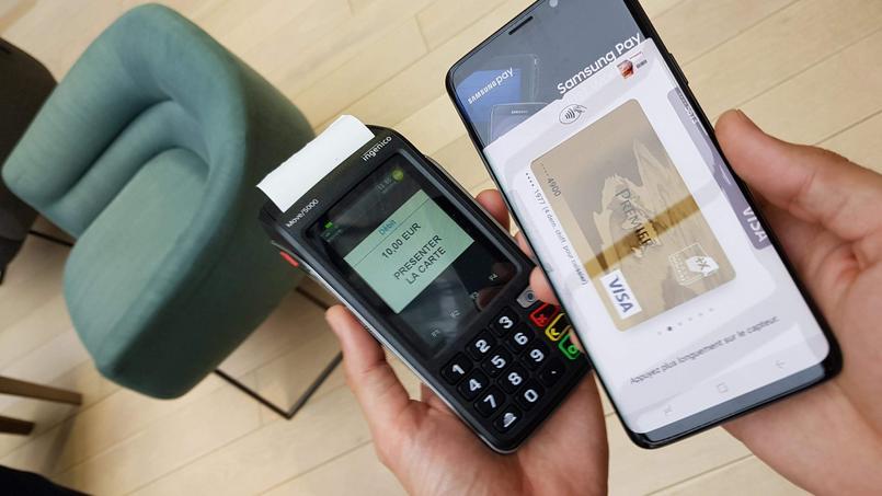 Samsung Pay fait ses débuts en France avec la BPCE