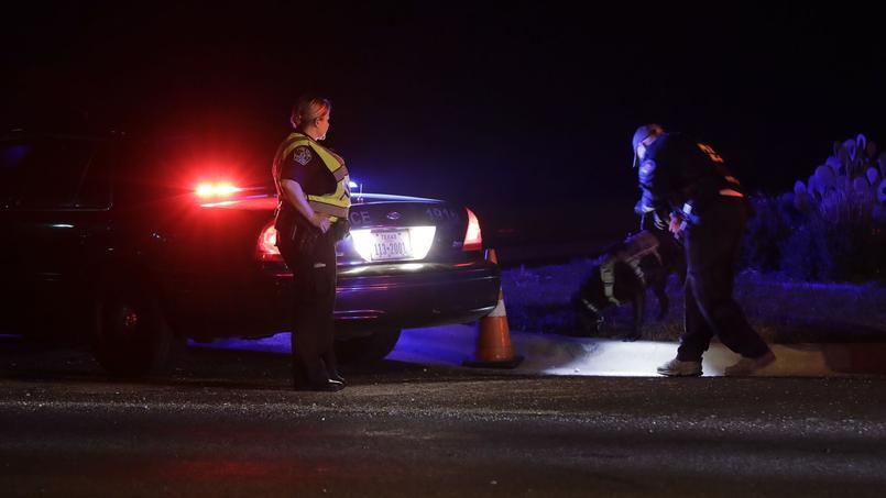 Une nouvelle bombe fait deux blessés au Texas