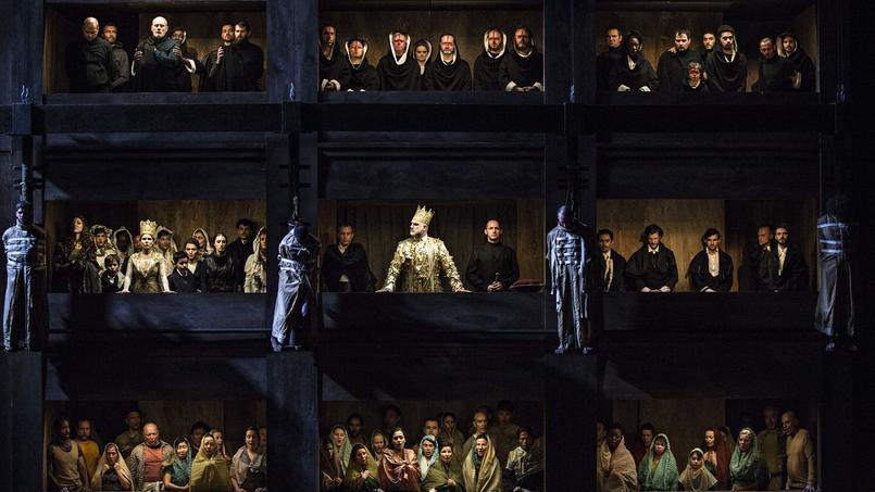 L'Opéra de Lyon s'en remet au pouvoir de Verdi