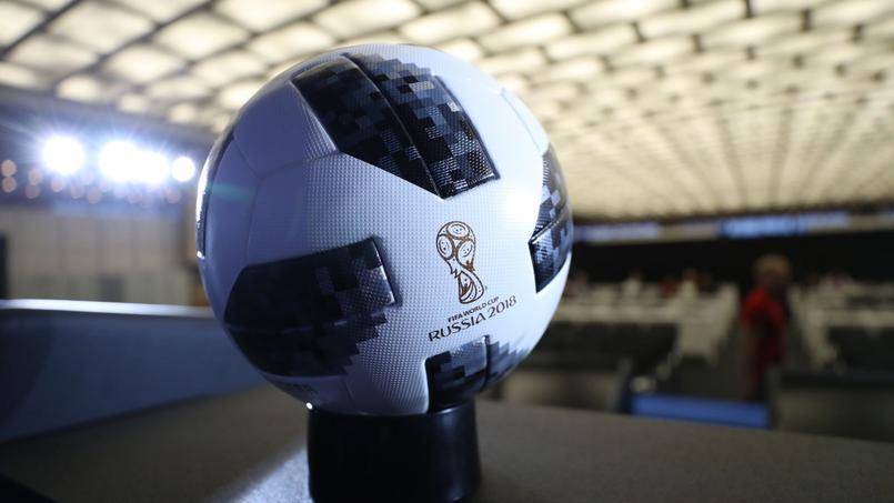 «Telstar 18», le ballon officiel du mondial 2018.