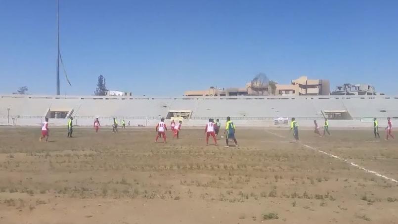 Retour du foot au stade de Raqqa, ancien site d'exécutions de Daech