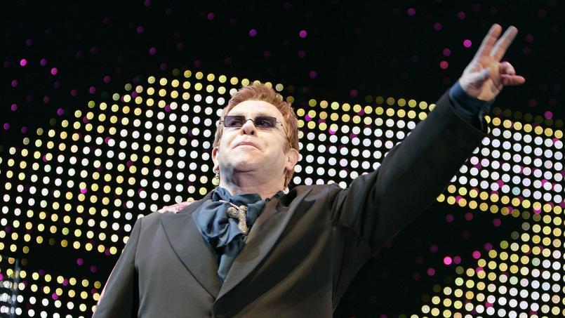 Elton John, héros d'un biopic commandé par Paramount avec Taron Egerton