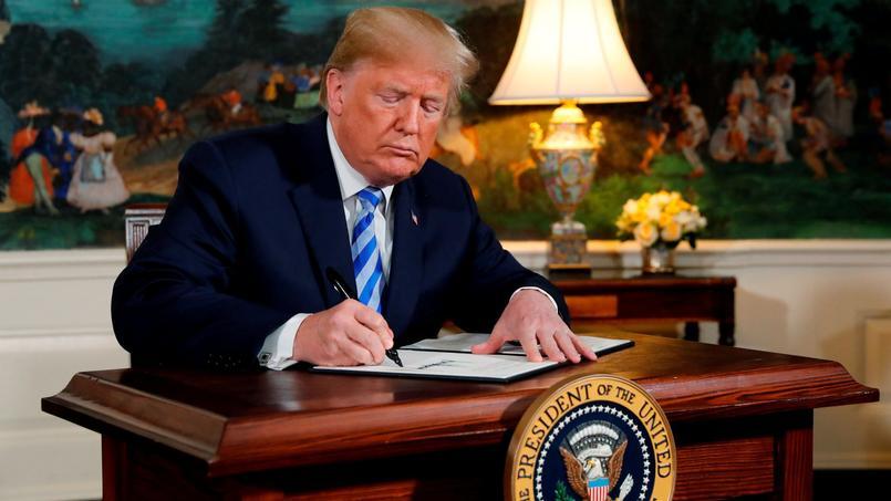 Comment le retrait américain de l'accord sur le nucléaire iranien change la donne au Moyen-Orient