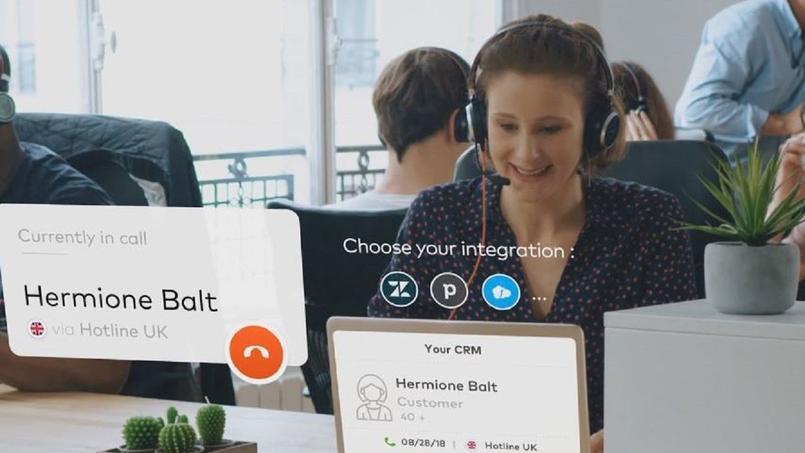 Aircall veut « ubériser » la téléphonie d'entreprise