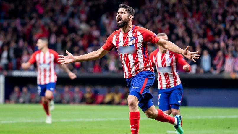 Ligue Europa : le sponsor maillot de l'Atlético Madrid pose problème avant la finale