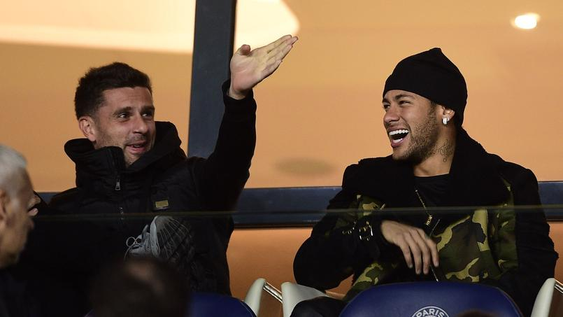 PSG - Thiago Motta confirme un certain mal-être chez Neymar