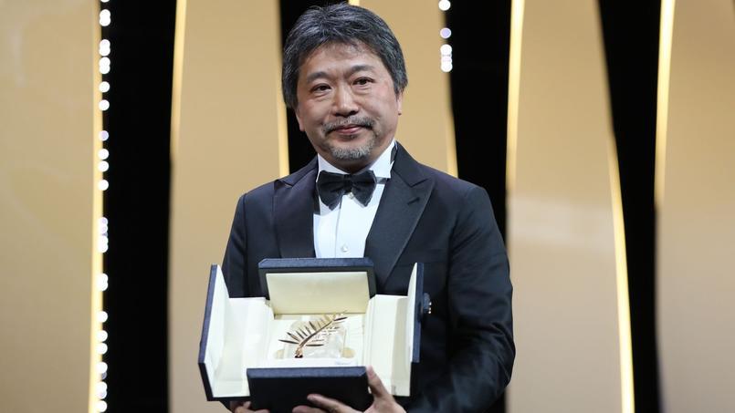 Cannes 2018 : la palme d'or pour Kore-Eda et sa famille en or