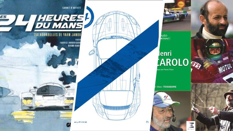 24 Heures du Mans : les livres incontournables pour l'édition 2018