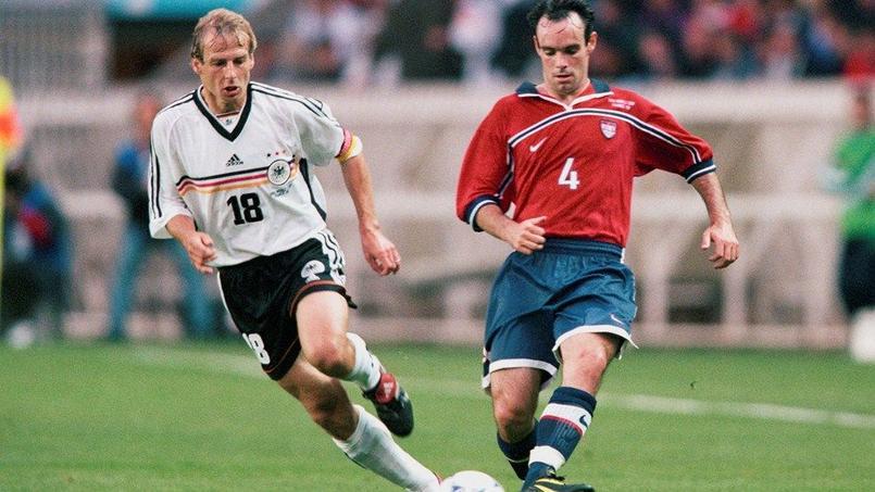 15 juin 1998 : l'Allemagne facile mais des fans anglais sèment le chaos à Marseille