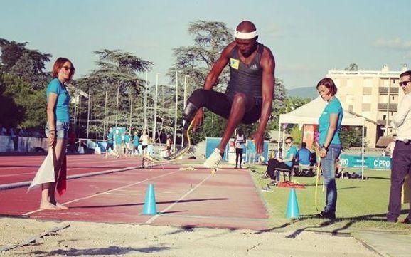Athlétisme : un athlète handisport va disputer les Championnats de France