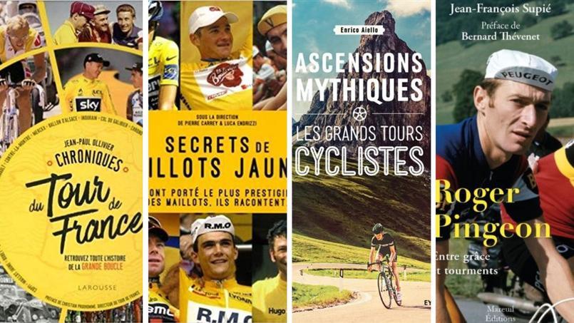 Tour de France : les livres indispensables à glisser dans la bibliothèque