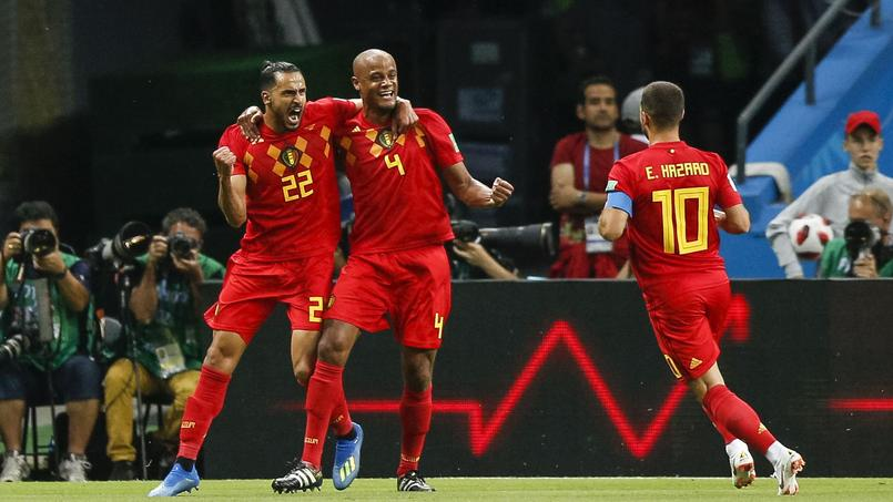 Peu de supporters belges… mais le roi — France-Belgique