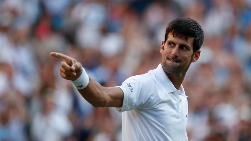 Coupe du monde 2018 : Djokovic soutient la Croatie, un député serbe l'insulte