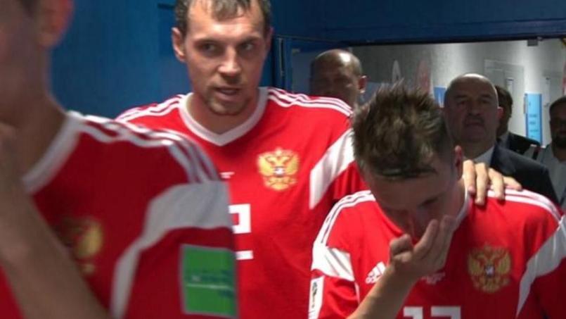 Coupe du monde 2018 : les Russes ont reniflé de l'ammoniaque