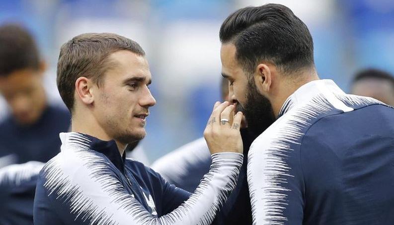 Coupe du monde : la moustache de Rami, nouveau grigri des Bleus