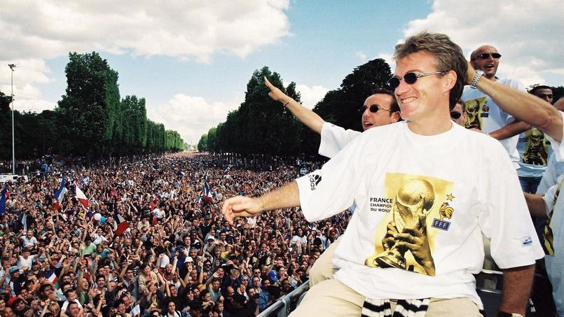 Indépendance Day - France: Le plus jeune défilant n'a que …