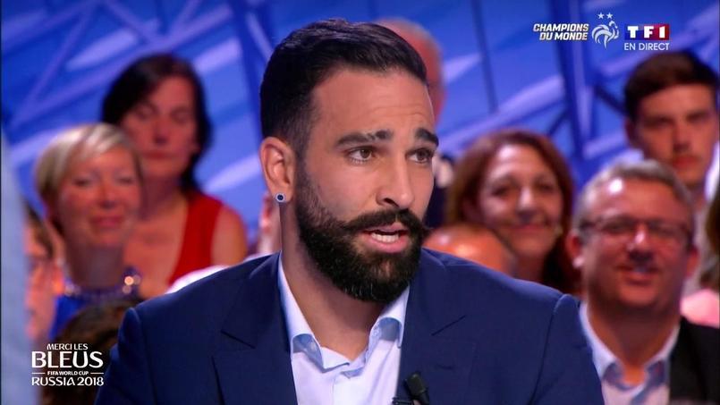 Adil Rami dévoile les détails de son attaque à l'extincteur dans l'hôtel des Bleus