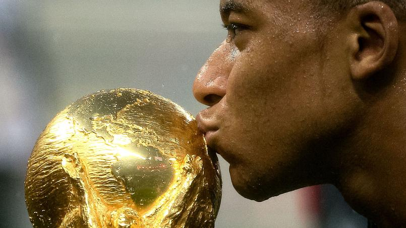 La vraie Coupe du monde n'est restée que quelques minutes entre les mains des Bleus