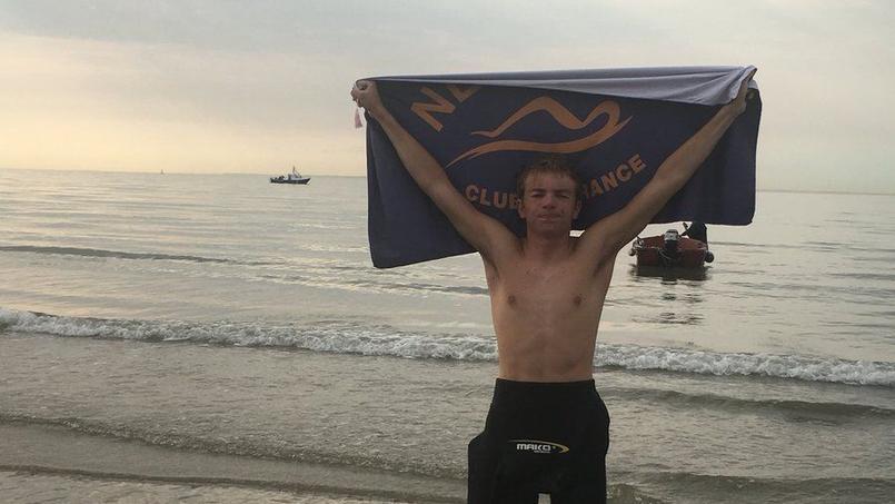 Le fils d'Anne Hidalgo a traversé la Manche à la nage