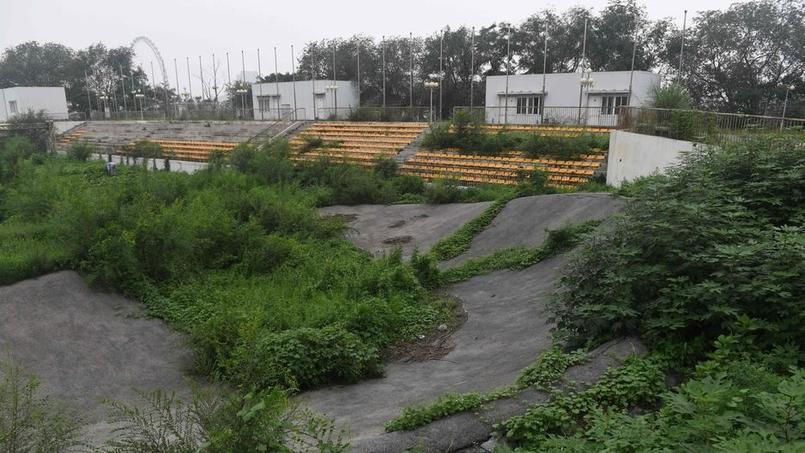 Une partie des sites des Jeux olympiques de Pékin laissés à l'abandon