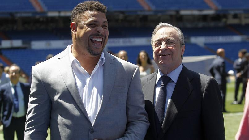 Ronaldo hospitalisé pour une pneumonie - Foot - BRE