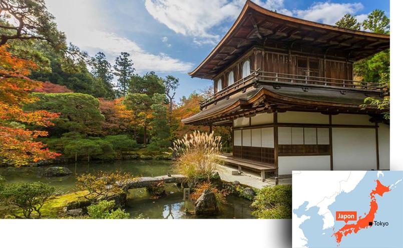 Kyoto. ©Fotolia.