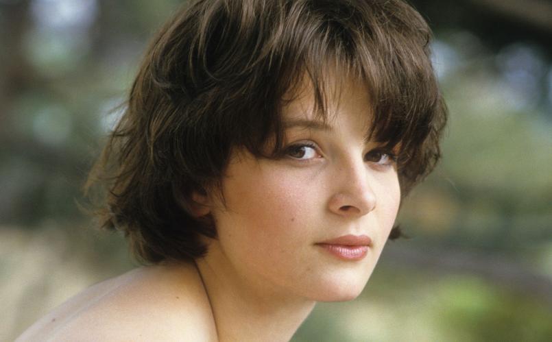 L'actrice Juliette Binoche pour le film «Rendez-vous» en 1985.