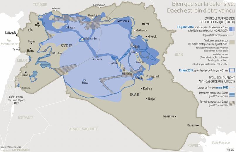 syrie irak l 39 tat islamique recule sur tous les fronts. Black Bedroom Furniture Sets. Home Design Ideas