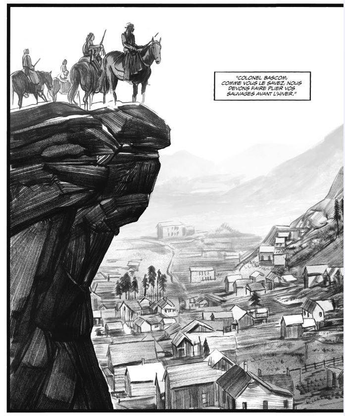 crédits: Hachette comics/ Greg Ruth