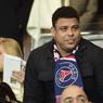 L'une des légendes du foot, Ronaldo, était là pour supporter le PSG et ses compatriotes dimanche soir au Parc des Princes.