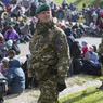 Dans la nuit, le Parlement slovène a voté une loi pour autoriser les militaires à aider la police.
