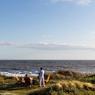 Petite station balnéaire du sud de l'Uruguay, Jose Ignacio, fait face à l'océan Atlantique.