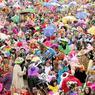 Le carnaval de Dunkerque attire chaque année des milliers de personnes.
