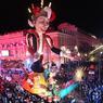 Le carnaval de Nice, l'un des plus connus au monde, draine selon les organisateurs environ un million de personnes